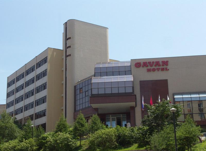 Где находятся гостиницы во Владивостоке?