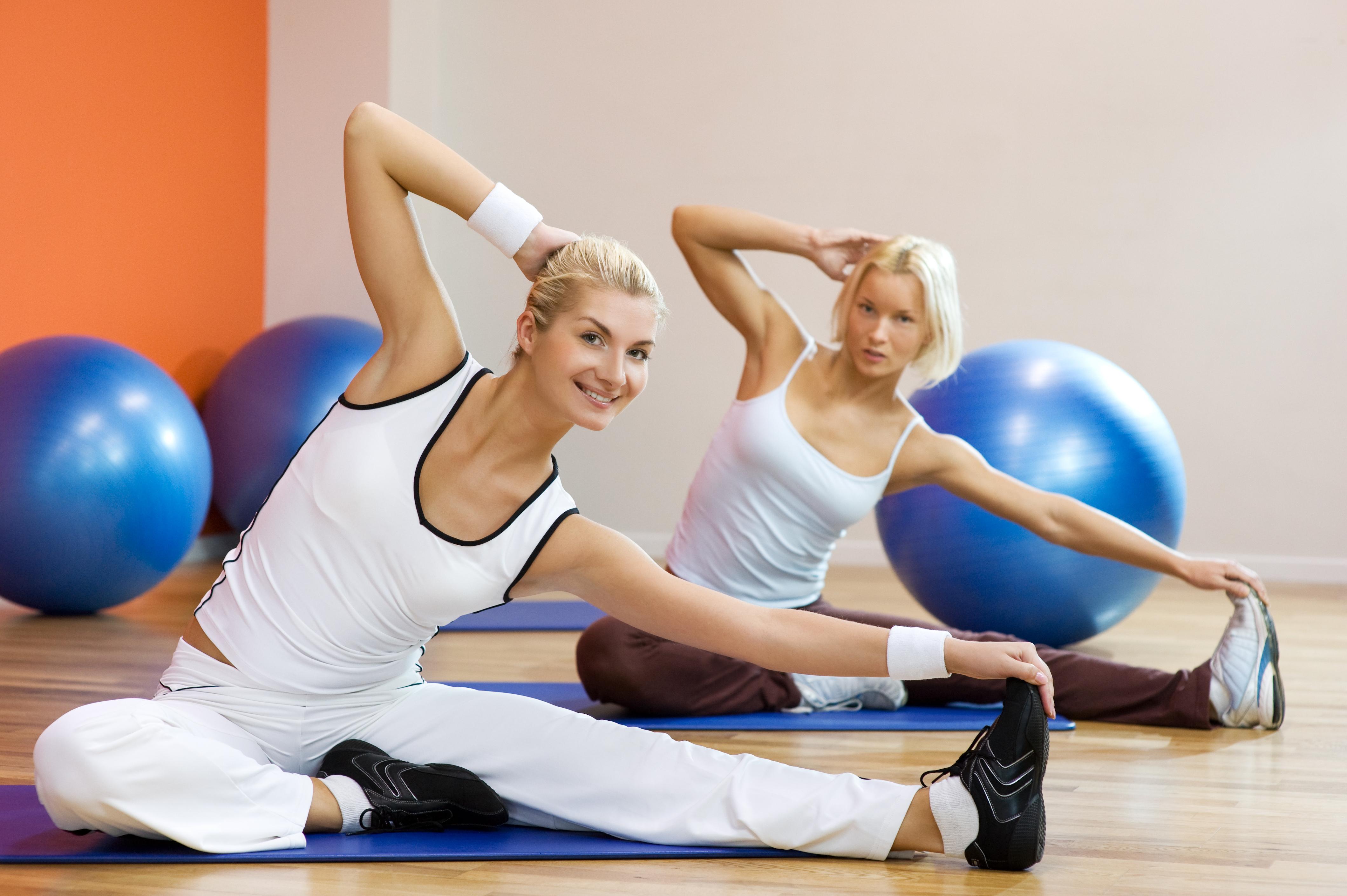Обзор фитнес кубов и фитнес центров