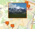 Алнейский вулканический район Срединного вулканического пояса