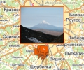 Северный вулканический район Срединного вулканического пояса