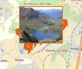 Уксичанский вулканический район Срединного вулканического пояса