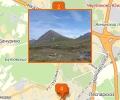 Козыревский вулканический район Срединного вулканического пояса
