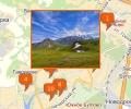 Ичинский вулканический район Срединного вулканического пояса