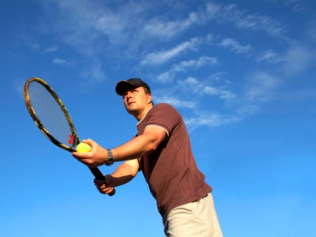 Теннис в Хабаровске