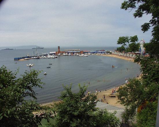 пляжи владивостока где можно купаться кухня славится далеко