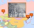 Парки Владивостока и Дальневосточного ФО