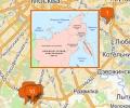 Острова и полуострова Дальневосточного ФО