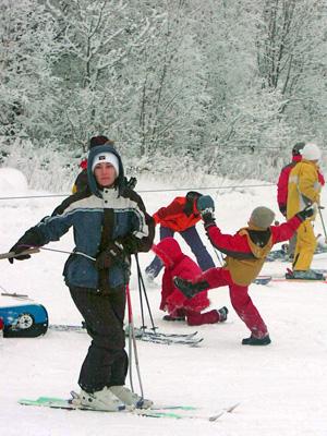 Где покататься на сноуборде во Владивостоке?