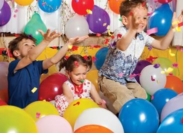 День рождения ребенка в Хабаровске