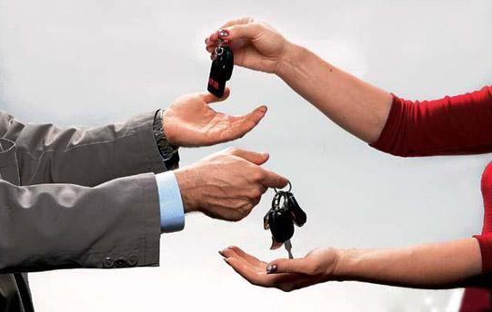 Аренда и прокат автомобиля в Хабаровске