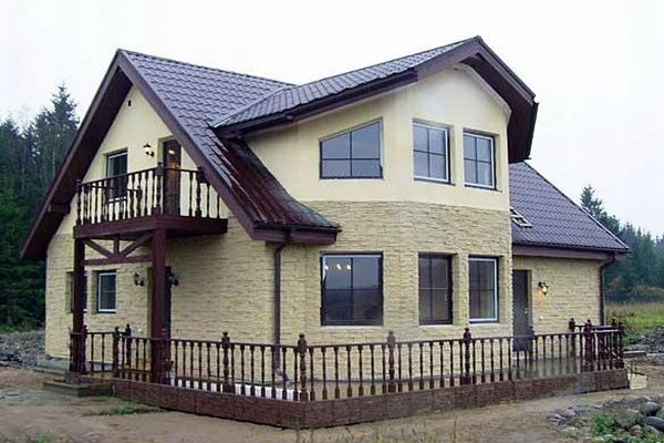 Строительство каркасных домов во Владивостоке