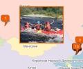 Где покататься на байдарке во Владивостоке?