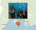 Где заниматься дайвингом во Владивостоке?