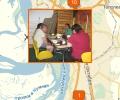 Где находятся недорогие кафе в Хабаровске?