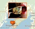 Где заказать доставку суши во Владивостоке?