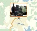 Паровоз «ПТ-4-524» г.Оха