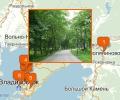 Как интересно провести время в парках Владивостока?