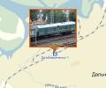 Железнодорожная станция Дальнереченск 1