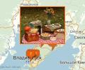 Куда съездить на пикник во Владивостоке?