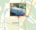 Железнодорожная станция Петровка