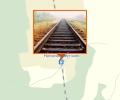 Железнодорожная станция Нагорная – Якутская