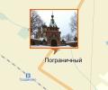 Храм Успения Божией Матери в поселке Пограничный