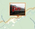 Железнодорожная станция Гурское