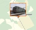 Железнодорожная станция Беркакит