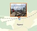 Железнодорожная станция Ядрин