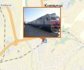 Железнодорожная станция Артем-Приморский1
