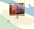 Железнодорожная станция Акур