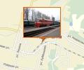 Железнодорожная станция Тавричанка