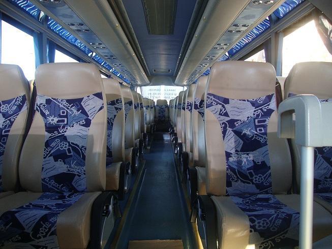 Где можно заказать туристический автобус во Владивостоке?
