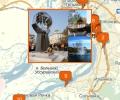 Парки, скверы, сады, аллеи, бульвары Хабаровска