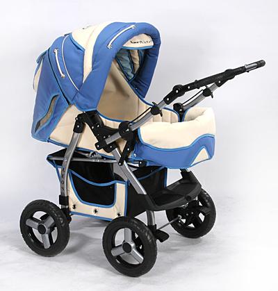 Как выбрать детскую коляску в Хабаровске?