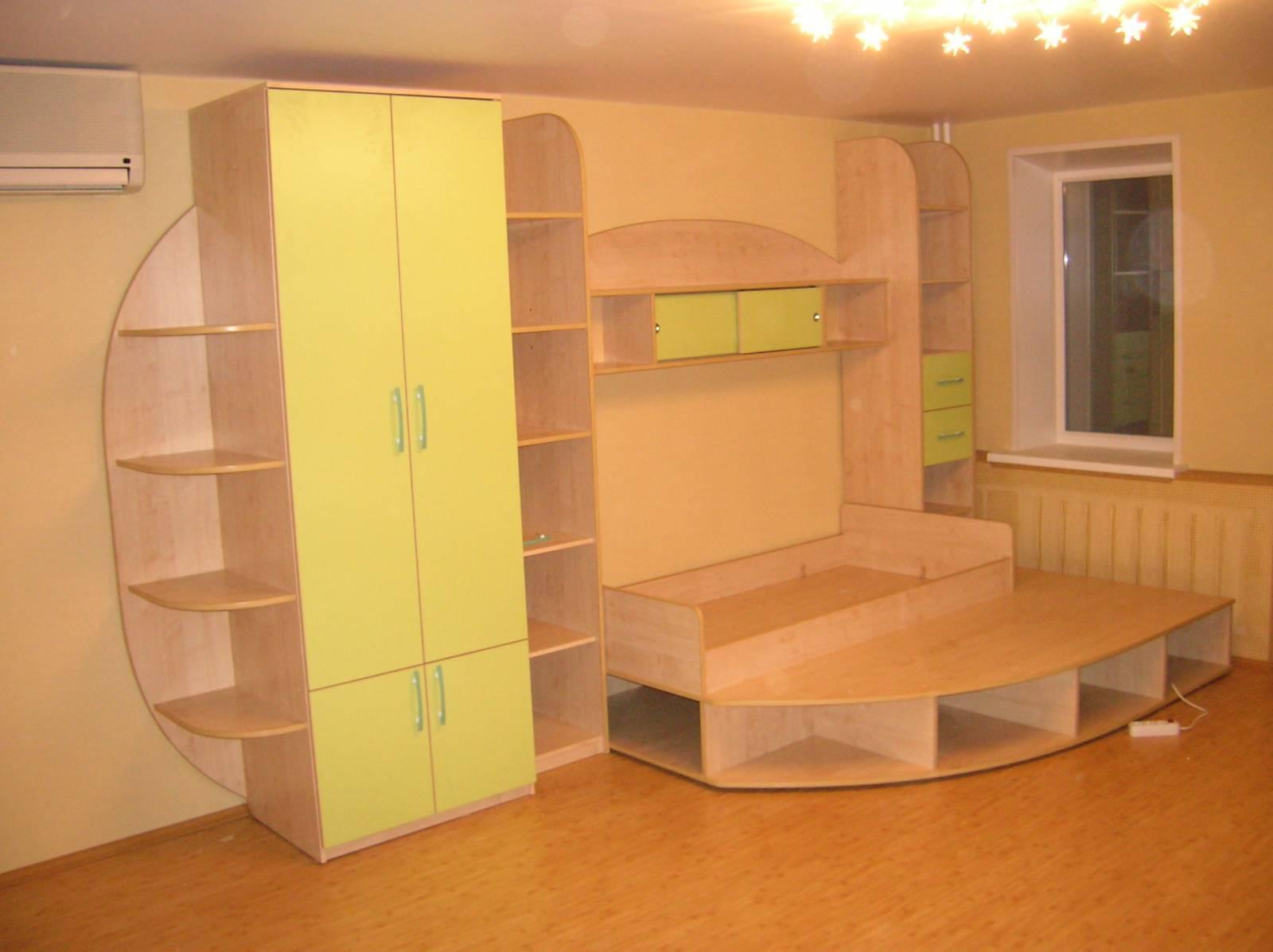Где делают мебель на заказ во Владивостоке?