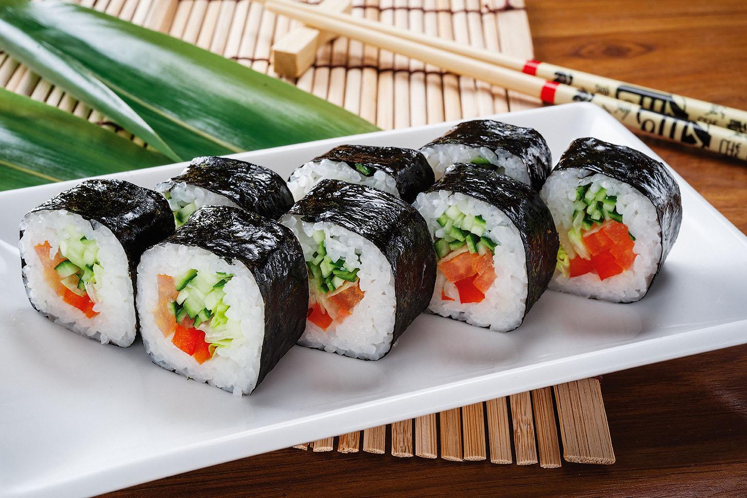 Где заказать доставку суши в Хабаровске?