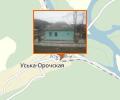Железнодорожная станция Усть - Орочи