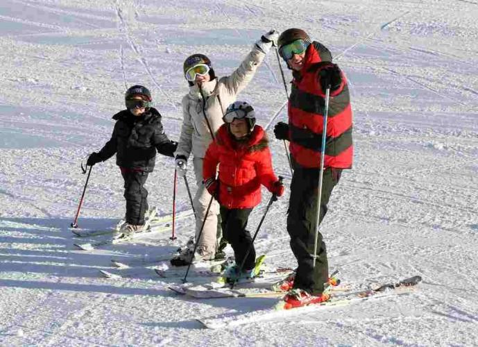 Где покататься на лыжах во Владивостоке?
