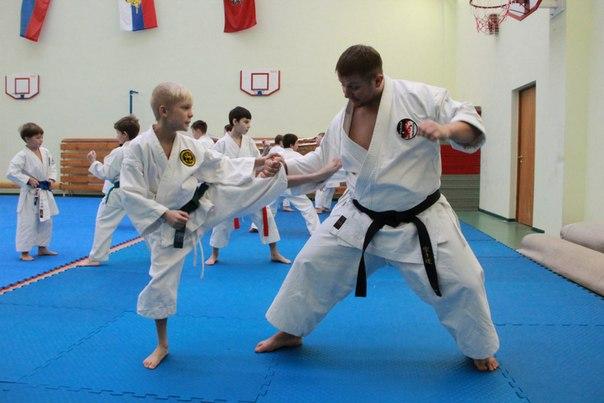 Школы каратэ и клубы каратэ в Владивостоке