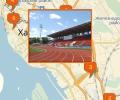 Какой стадион Хабаровска самый вместительный?