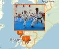 Где находятся школы каратэ во Владивостоке?