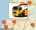 Где находятся штрафстоянки во Владивостоке?