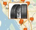 Где купить зимние шины в Хабаровске?