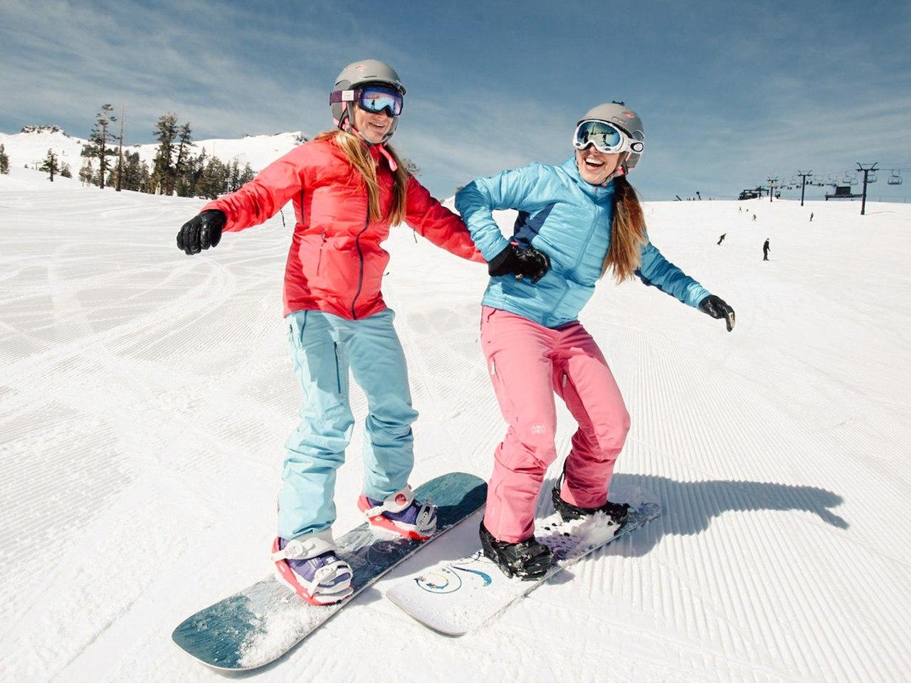 Где покататься на сноуборде в Хабаровске?