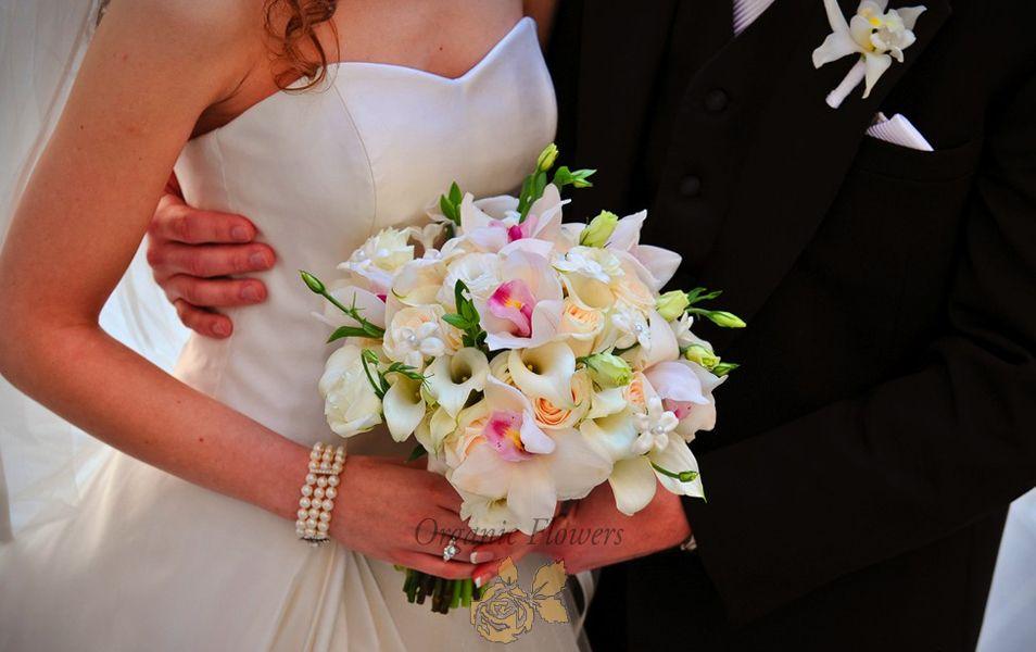 Купить свадебный букет для невесты в Хабаровске