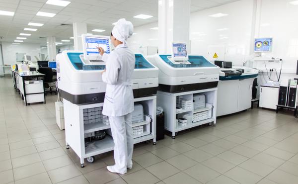 Где расположены частные медицинские лаборатории в Хабаровске?