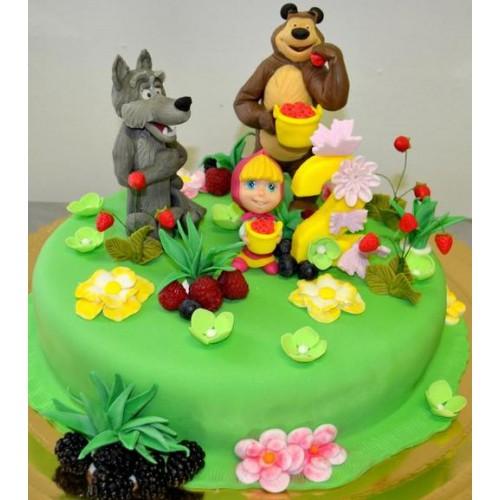 Где заказать детский торт в Хабаровске?