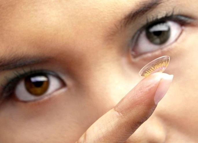 Где купить контактные  линзы в Хабаровске?