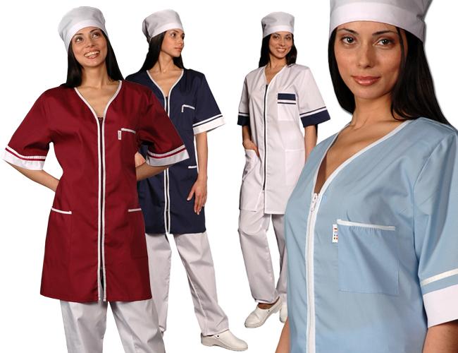 Где купить спецодежду, медицинскую одежду в Хабаровске?
